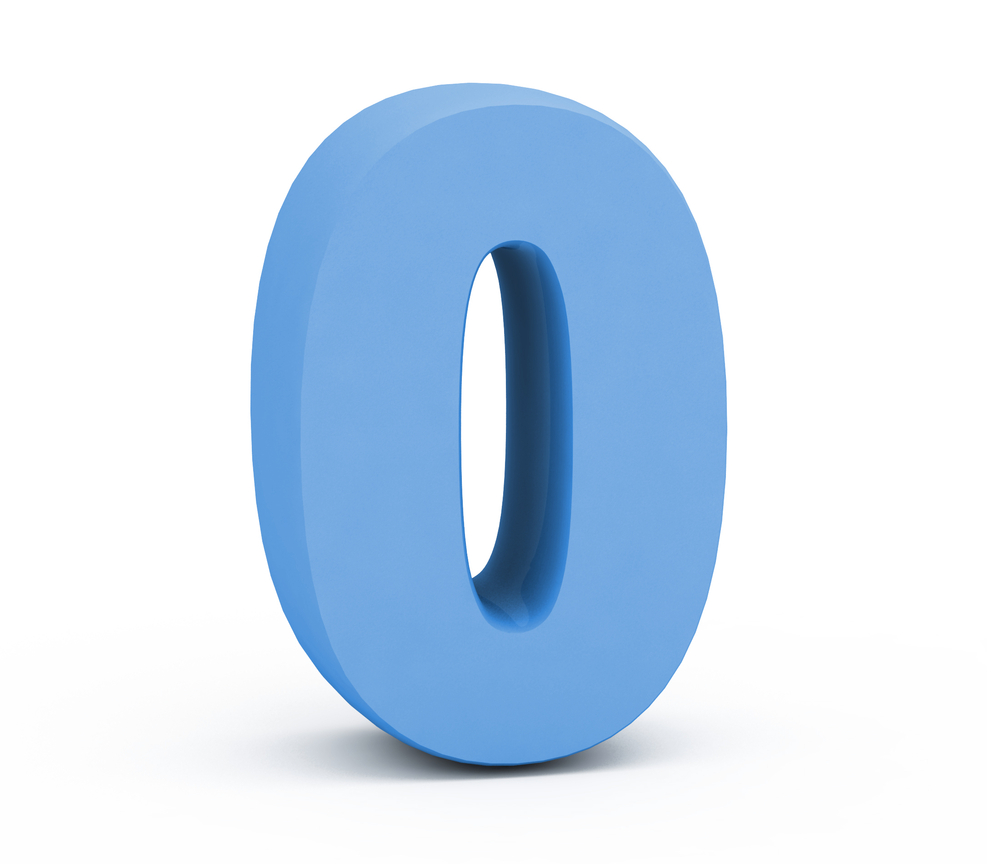 is zero an even number