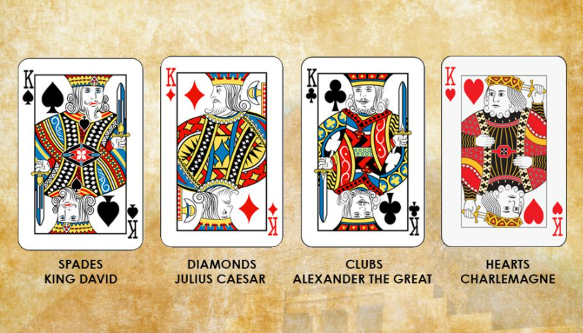Kings on Cards
