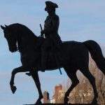 The Hidden Meaning Behind a Horse Statue's Pose